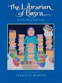 Cover from The Librarian of Basra