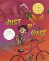 Book jacket for Just in Case by Yuyi Morales