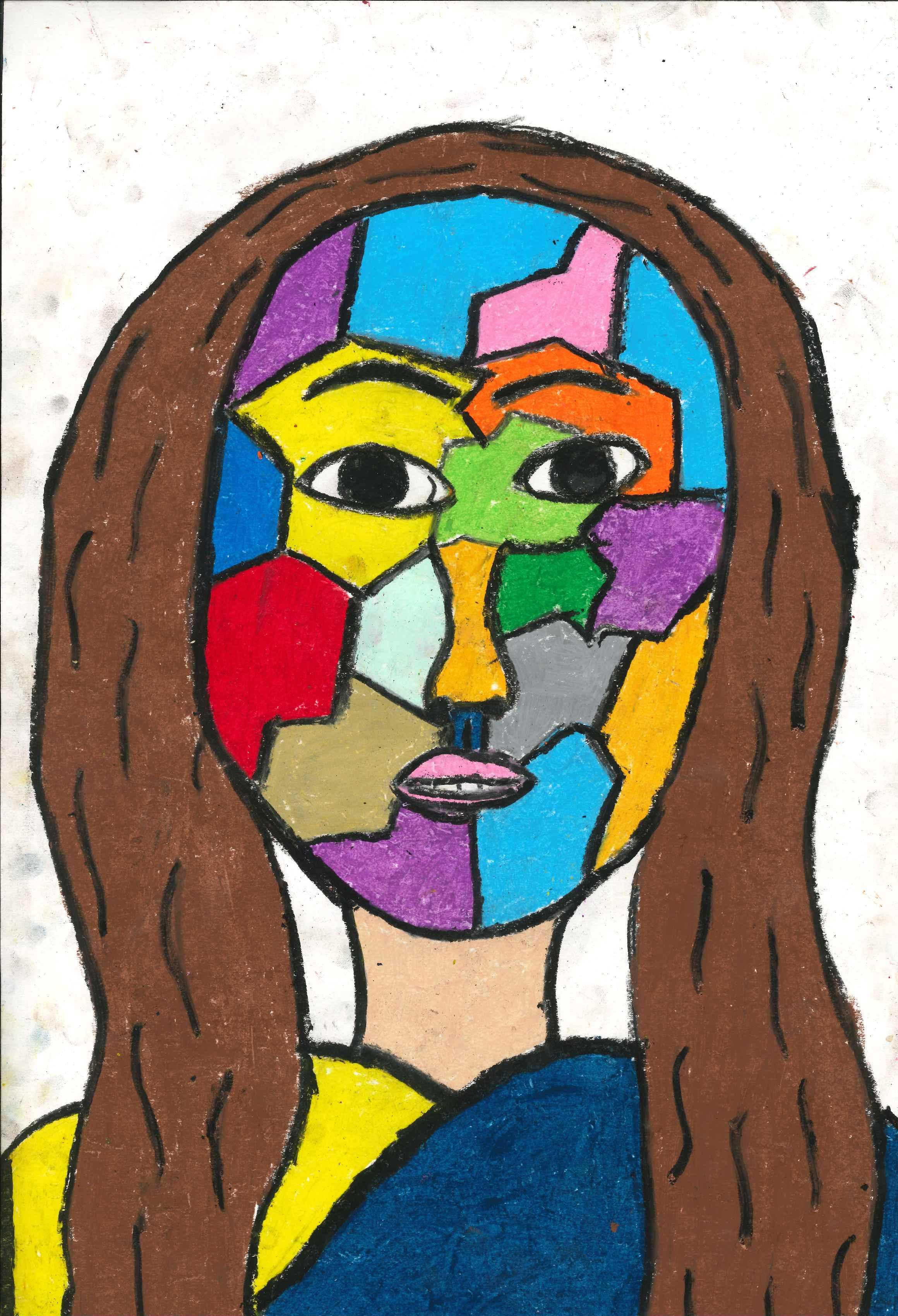 Van Buskirk Elementary School art