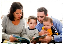 familylsraeli, a parent perspective on the PJ Library