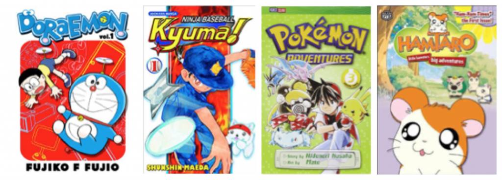 Manga History Children