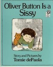 Oliver Button cover
