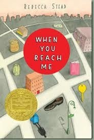 Book cover for When You Reach Me