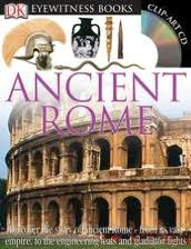 DC's Ancient Rome Book, the book connecting a non-fiction reader to fiction.