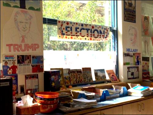 Julia's Classroom