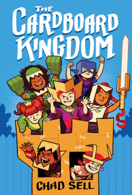 The Cardboard Kingdom by Chad Sell