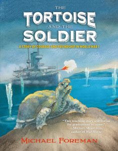 The Tortoise and the Soldier by Michael Foreman