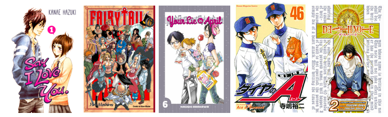 Sixth-Grade Fans' Best Manga Choices • Worlds of Words