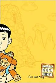 Cover from American Born Chinese