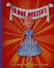 10000 Dresses cover