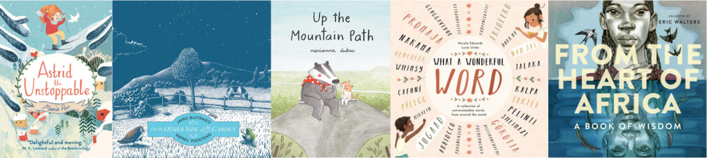 Book covers of the OIB books for developing intercultural competence mentioned in this post.