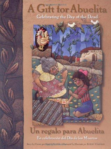 Book jacket for a Gift for Abuelita by by Nancy Luenn