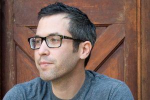 Portrait of Adam Rex