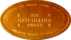 Batchelder Medal