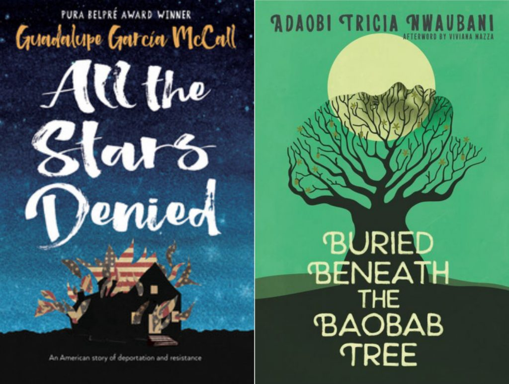 All the Stars Denied and Buried Beneath the Baobab Tree