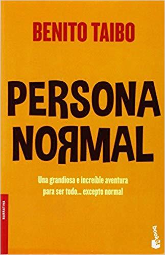 Persona normal por Benito Taibo