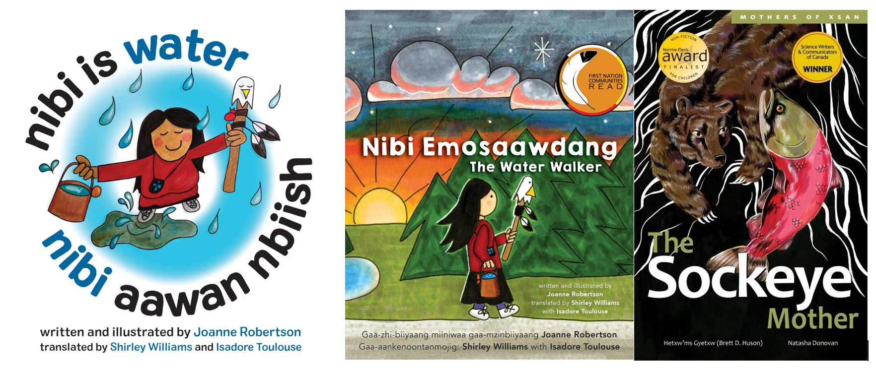 Water in Indigenous Children's Literature