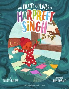 Cover of The Many Colors of Harpreet Street