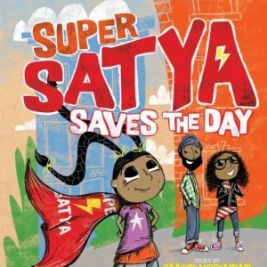 Cover of Super Satya Saves the Day