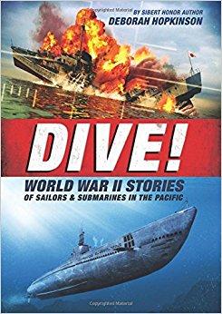Dive by Deborah Hopkinson