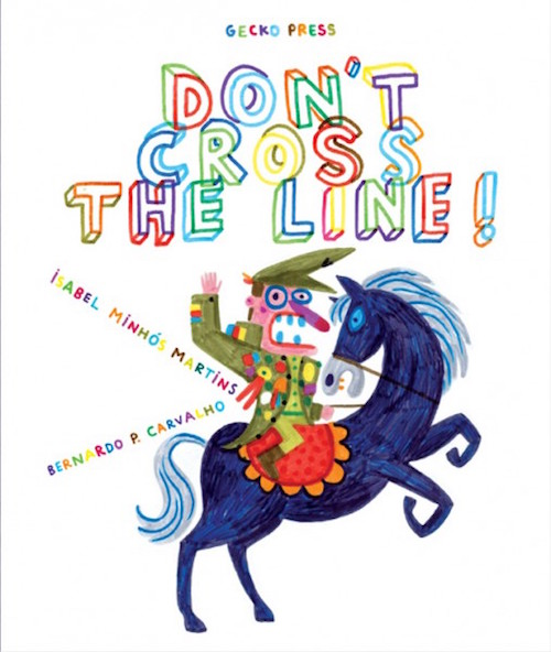 Don't Cross the Line!