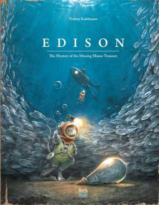 Edison Cover from North South Books