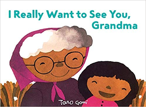 I Really Want to See You, Grandma cover