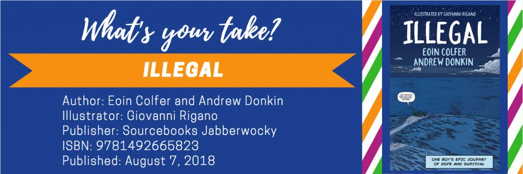 My Take Your Take: Illegal