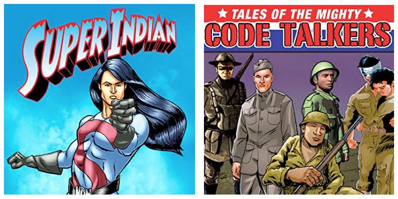 Indigenous Comics