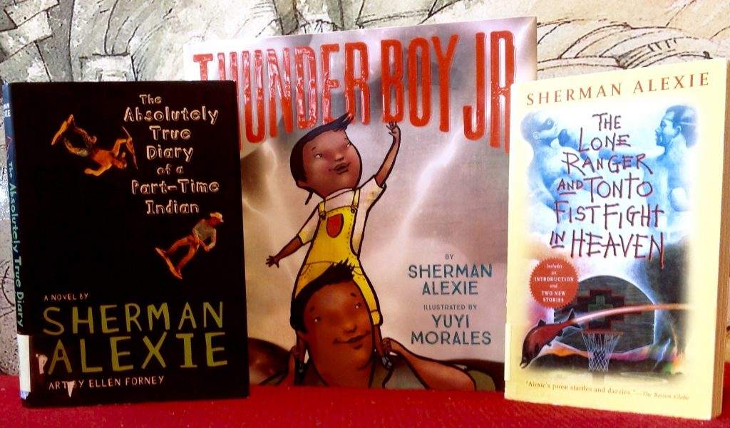 Indigenous Own Voices Sherman Alexie
