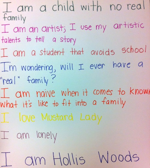 Quotes from pictures of hollis woods Pictures of Hollis Woods Summary - m