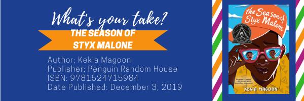 MTYT The Seasons of Styx Malone