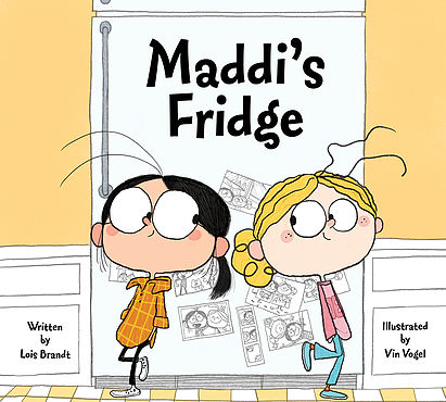 Maddi's Fridge by Lois Brandt