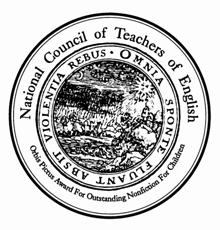 National Council of Teachers of English Orbis Pictus Seal