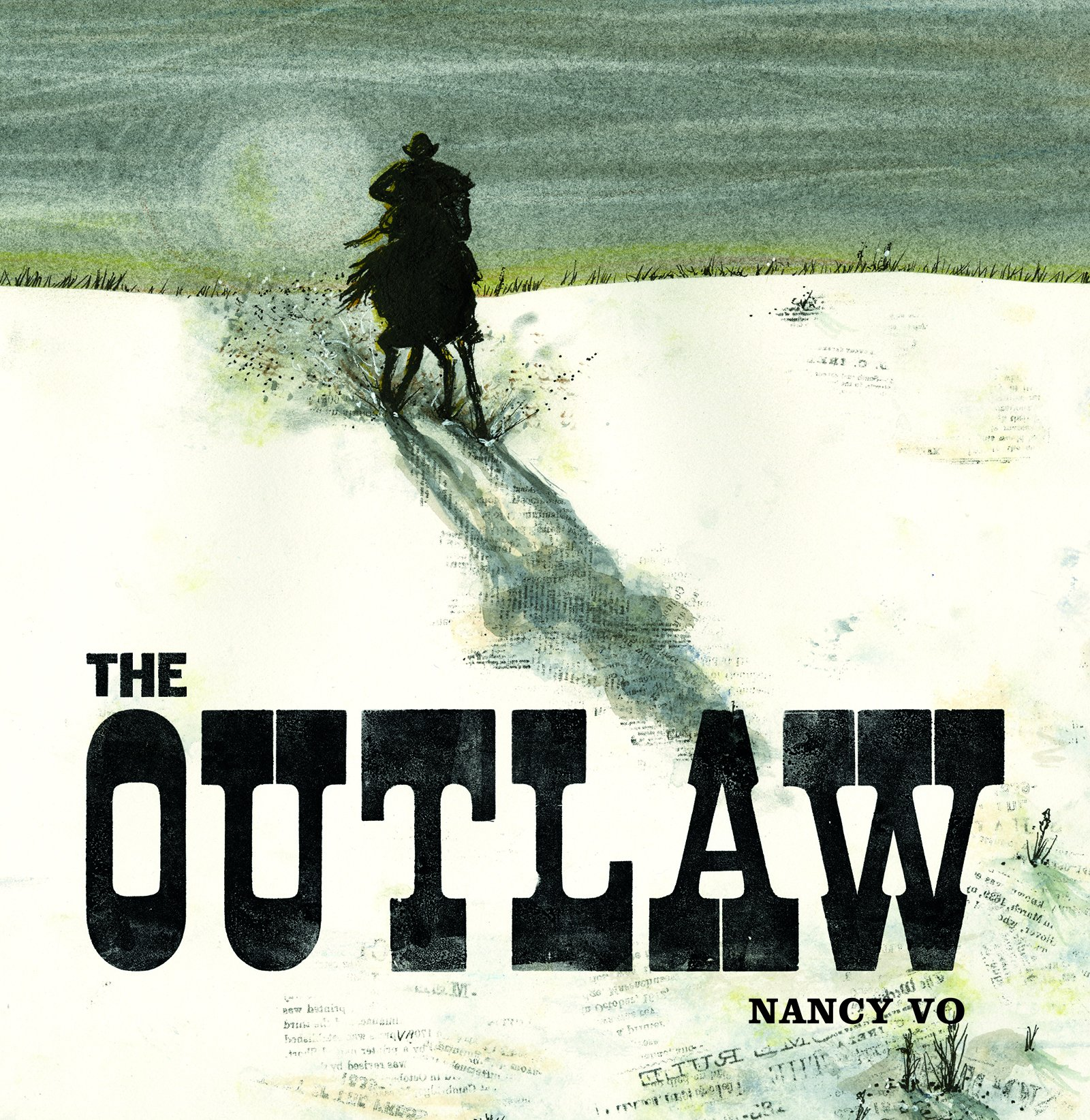 The Outlaw by Nancy Vo