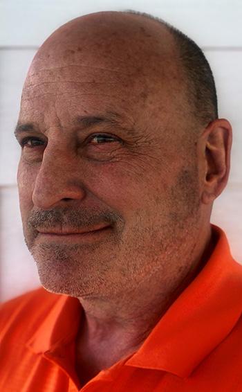 portrait of Jon Scieszka