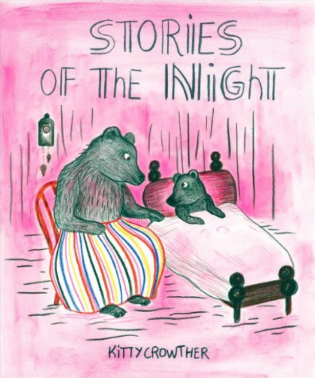 Cover for Stories of the Night by Kitty Crowther