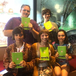 Teen Reading Ambassadors: The Porcupine of Truth