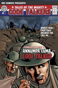 Tales of the Mighty Code Talkers Comic