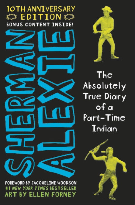 The Absolute True Diary of a Part-Time Indian