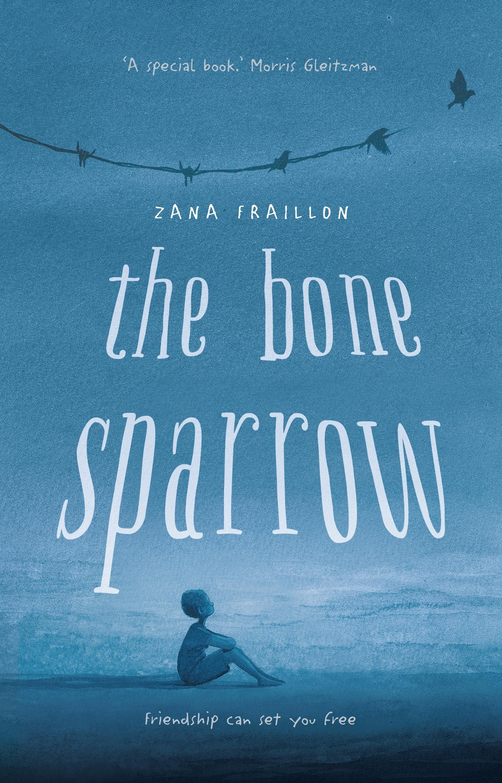 The Bone Sparrow Cover