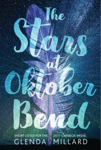 The Stars at Oktober Bend by Glenda Millard Cover