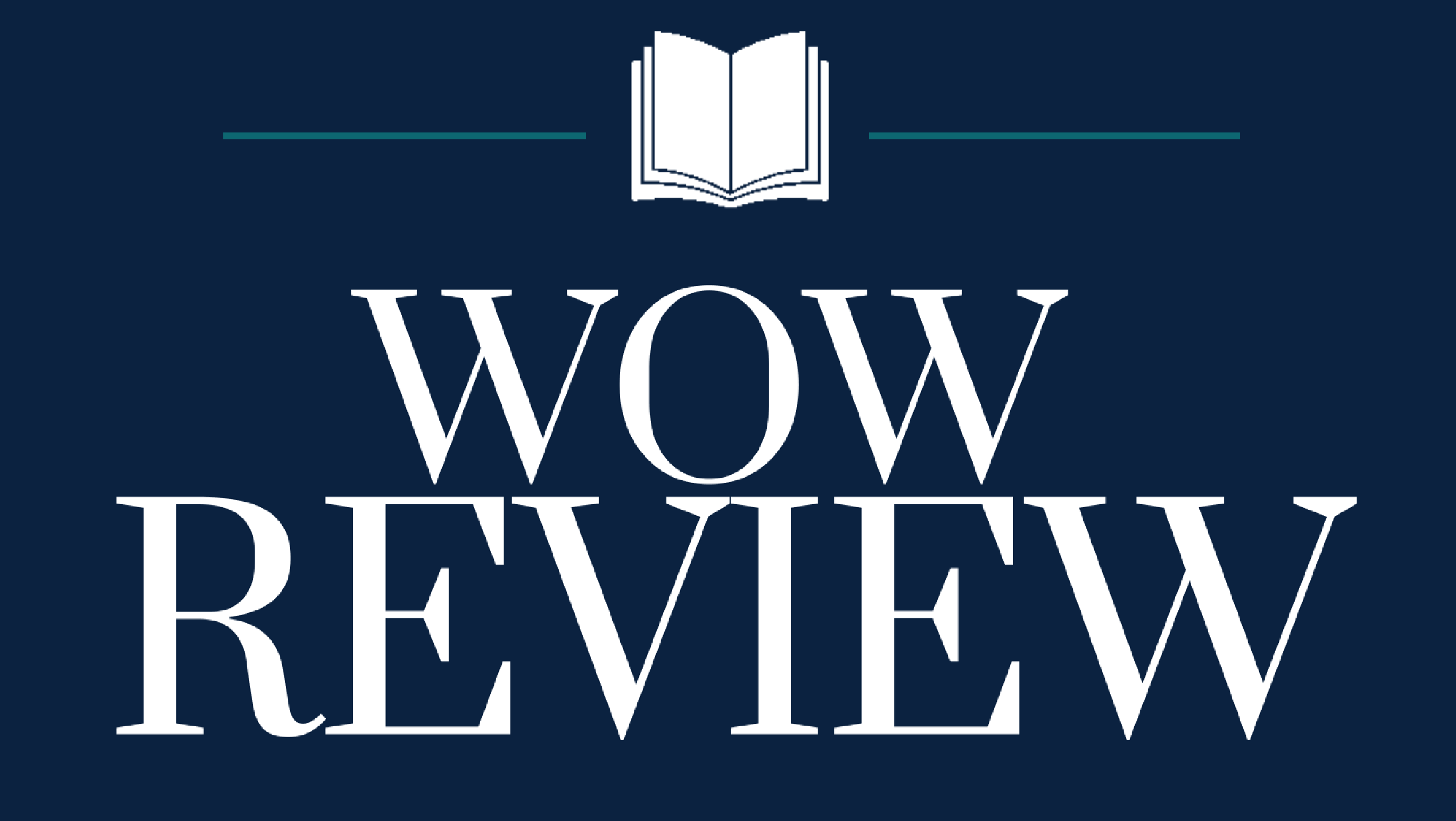 WOW Review banner, title
