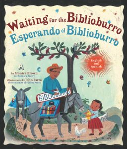 Waiting for the Biliburro, Esperanto el Biblioburro