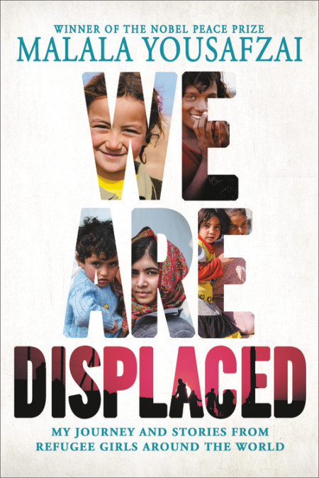 Book cover for We Are Displaced