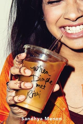 When Dimple Met Rishi by Sandyha Menon