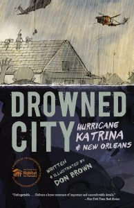 drowned city don brown