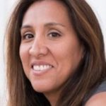smiling portrait picture of Juana