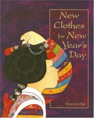 new clothes for new year's day hyun-joo bae
