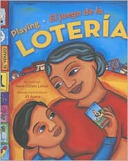 A cartoon image of an older woman and young child bonding.